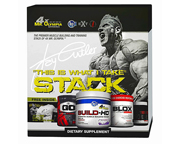 BPI JAY CUTLER THIS IS WHAT I TAKE STACK: BUILD-HD+GO+VEIN+BLOX